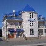 Отель в Бердянске - Бристоль