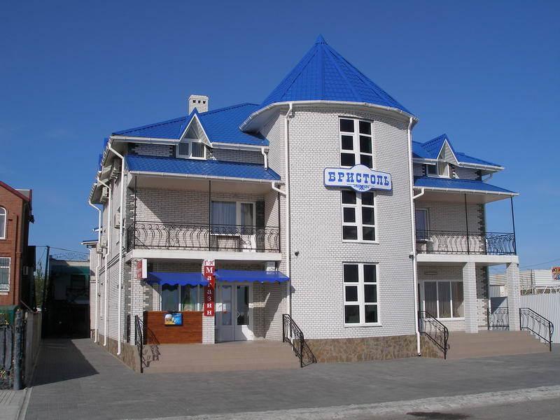 Гостиница Бристоль на азовском море