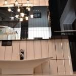ванная комната в элитном номере гостиницы