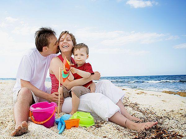 Семейный отдых на море в отеле Бристоль