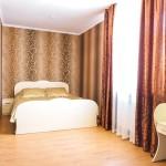 Спальня в номере люкс