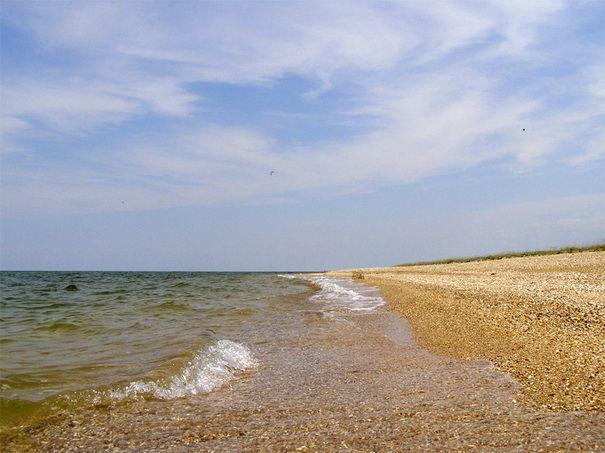 Азовское море в бархатный сезон